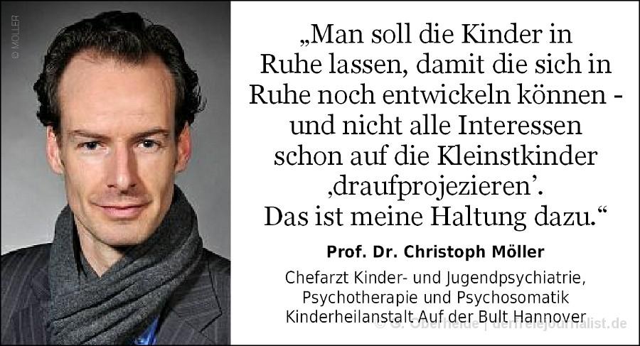 Zitat Prof. Dr. Christoph Möller