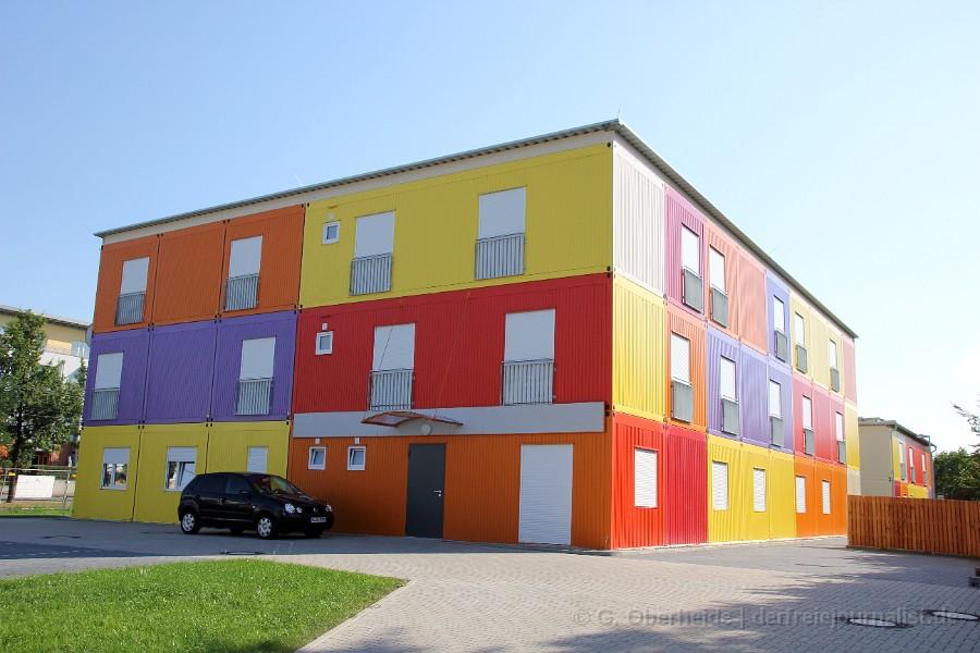 Flüchtlingsunterkunft Hannover-Bemerode, Kronsberg-Thie