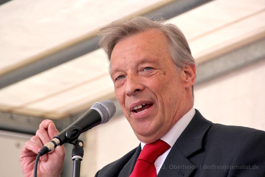 Paul Hampel, AfD Niedersachsen (Archivbild)