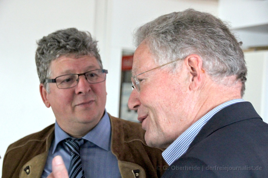 Peter Friese (AfD), Konrad Adam (AfD)