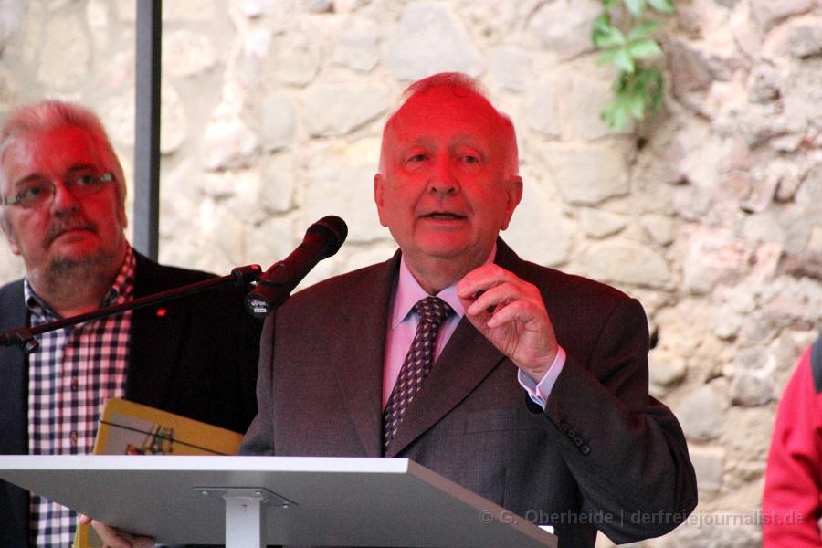 Willy Wimmer: ''Wir erleben seit Mitte der Neunziger Jahre, dass gegen unseren Willen unser wichtigster Bündnispartner der Hauptkriegstreiber in diesem Zusammenhang ist''