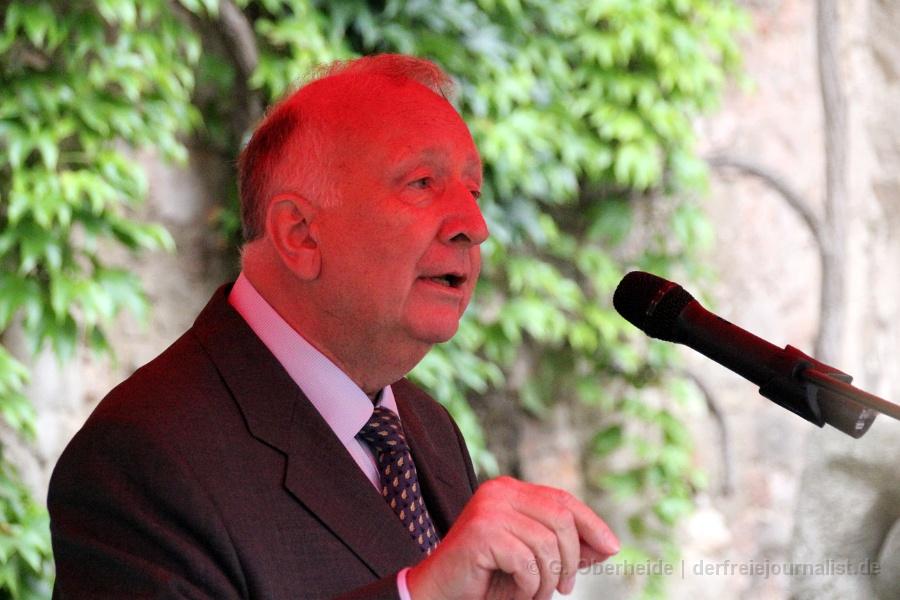 Willy Wimmer: ''Die uns regieren müssen berücksichtigen, dass wir nicht für sie sterben wollen!''